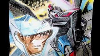 [己歌唱]Meteor-ミーティア- T.M.Revolution カラオケ「機動戦士ガンダムSEED 挿入歌」