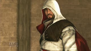 ASSASSIN'S CREED BROTHERHOOD 字幕プレイ Part4