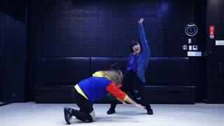 【近距離パワー型女子が】無頼ック自己ライザー 踊ってみた【オリジナル振付】