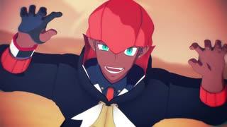 【MMDポケモン】砂の惑星【キバナ】