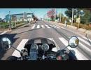 HONDA CB400SF の音を楽しむ動画【埼玉】