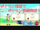 祝!兄妹でポケモン図鑑完成!【ポケモン剣盾】