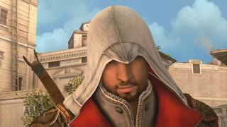 ASSASSIN'S CREED BROTHERHOOD 字幕プレイ Part6