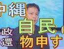 【沖縄の声】来年の選挙に向けて自民党沖縄県連に物申す!/沖縄の発展と環境問題[桜R1/12/4]
