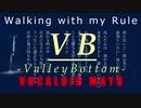 【ボカロオリジナル曲】VB-ValleyBottom- feat.MAYU/Walking with my Rule【MAYU】