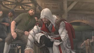 ASSASSIN'S CREED BROTHERHOOD 字幕プレイ Part8