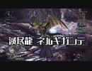 【PC版MHW】新装備・防衛隊シリーズに救われる二人