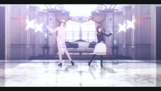 【MMD】flos【APヘタリア×Fate】