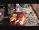 家キャン飯4スルメイカと椎茸