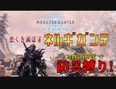 【MHW:IB】遂にこの時が来た!:プロローグ【防具縛り】part1