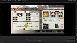 [プレイ動画] 戦国無双4の第一次上田城の戦いをあけのでプレイ