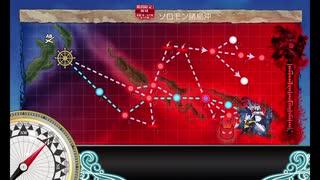 【艦これ】進撃!第二次作戦「南方作戦」 後段作戦海域マップBGM【2ループ】
