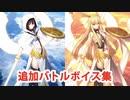 Fate/Grand Order ワルキューレ(オルトリンデ&スルーズ) 追加バトルボイス集