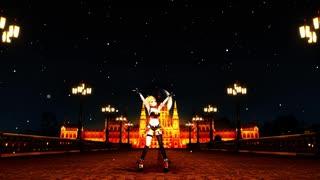 【MMDホロライブ】夜空メルで好き!雪!本気マジック