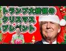 トランプ大統領のクリスマスプレゼント