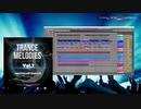 Ableton Live Trance Melodies Vol.2 Ableton のDAWプロジェクト・テンプレートをご紹