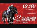 【地方競馬】プロ馬券師よっさんの第70回全日本2歳優駿(GⅠ)