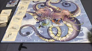 フクハナのボードゲーム紹介 No.413『海の通路』