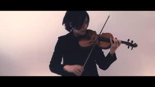 "B'z ""いつかのメリークリスマス"" acoustic cover (Violin, Guitar, Pianoで弾いてみた)"