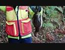 【狩猟妻】妻が撃ち落とした鴨の炭火焼き【鉛弾入】