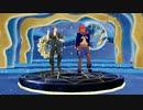 【SideMMMD】&【ポケモンMMD】 脳漿炸裂ガール 信玄誠司&キバナ(大好きな2人です)