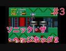 【実況】挑戦!ソニック・ザ・ヘッジホッグ2 #3【メガドライブ】