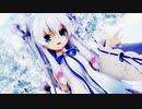 【MMD花騎士】Winter Alice
