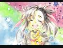 【ポケモン剣盾】笑顔のマリィちゃんを妄想で描いてみた【透明水彩】