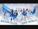 【Aries】WATER BLUE NEW WORLD 【踊ってみた】