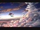 【東方アレンジ】Flying umbrella/万年置き傘にご注意を