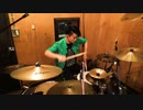 Crossfaith - Leviathan [ Drum Cover ]