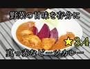 野菜の甘みたっぷりビーツカレー 31杯目