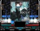 【キー音無しBMS】out of focus