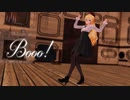 【MMD】Tda Lily High Society『Booo!』