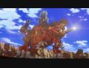 ゾイドワイルド ZERO 第12話「無敵の咆哮!ジェノスピノ!」