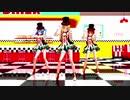 【MMDバンドリ】エイリアンエイリアンをハロハピのこころとはぐみとかのん先輩に踊ってもらいました