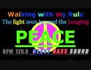 【ボカロオリジナル曲】PEACE feat.MAYU/Walking with my Rule