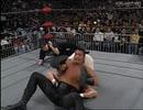 蝶野正洋 VS デイブ・テイラー 97年1月20日 WCW