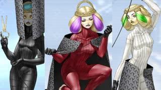 真・女神転生DSJ:運命の三姉妹