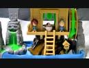 【スライム一人遊び】玩具配信『スライムで遊ぶんじゃ! DXゲゲゲハウス&ジャバ グラブ』~ゲゲゲの鬼太郎~スターウォーズ~【Star Wars JABBA GLOB】