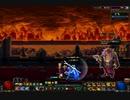 アラド戦記 Lv90巫女  ひさびさに次元の亀裂全  プレイ動画