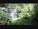 幻の滝!?で遊ぶ~ハッシャイの滝