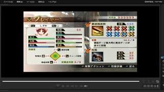 [プレイ動画] 戦国無双4の第一次上田城の戦いをしずのでプレイ