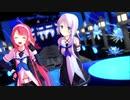 【艦これMMD】江風&海風「奇跡さえも」踊ってもらった!