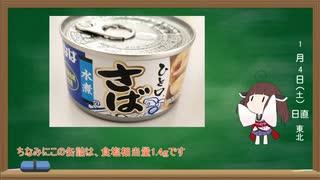 缶詰で炊き込みご飯【鯖の水煮缶】