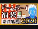 【ゲームボーイ福袋】開封!新春運試し【VTuber】