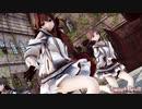 【MMD艦これ】金剛4姉妹でSweet Devil Colate Remix 折岸みつコスプレVer 歌詞つき