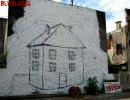 街の壁を使ったストップモーションアニメ thumbnail