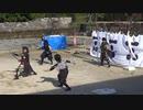 【安芸ひろしま武将隊】2020.1.5/広島城二の丸13:30回