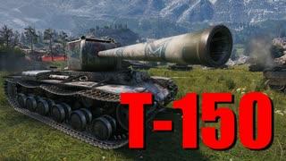 【WoT:T-150】ゆっくり実況でおくる戦車戦Part662 byアラモンド